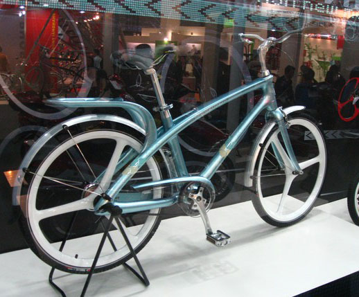 Photo: Forever bike from http://peoplesbike.com