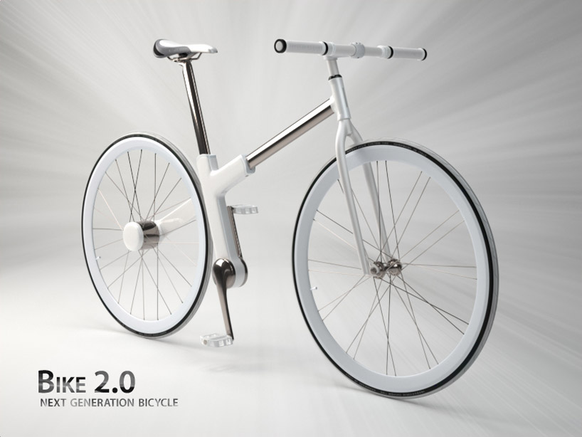 bike 2.0: Winner of the Seoul Cycle Design Competiton