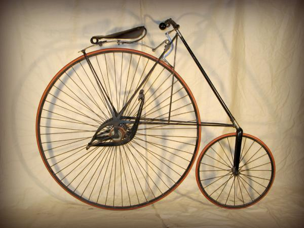 Pony Star lever drive classic bike from the 1880s