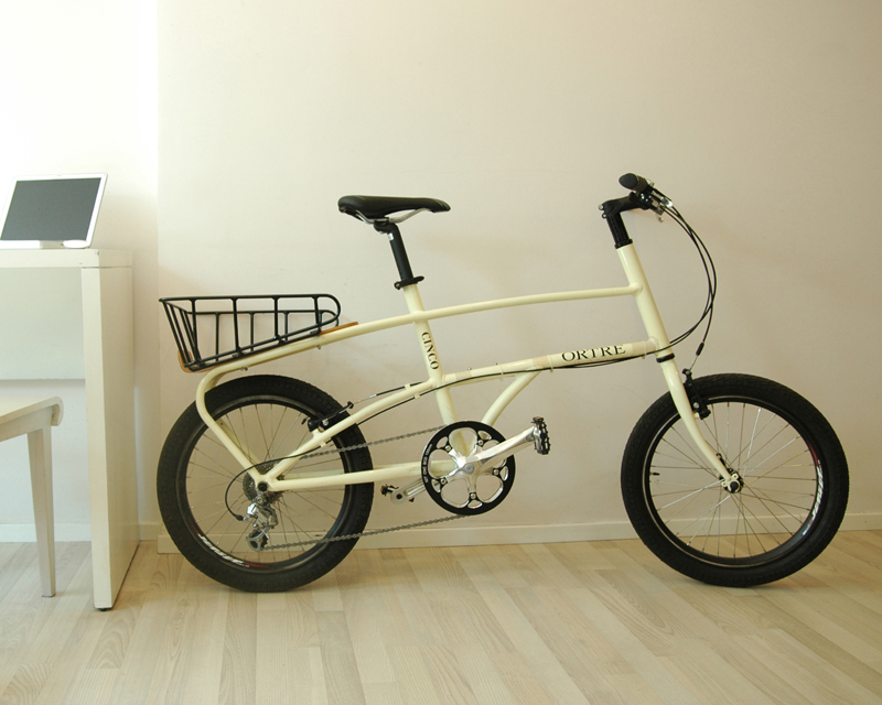 Cinco commuter bike by Ortre