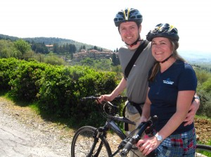 Florence to Siena ride with I Bike Tuscany
