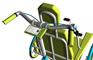 DuoCycle bicycle computer