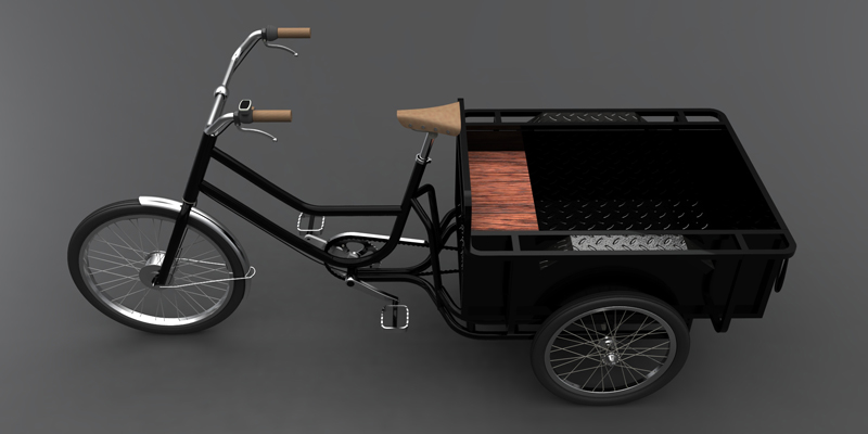 Btwd And A Couple Of Cargo Bikes Bicycle Design