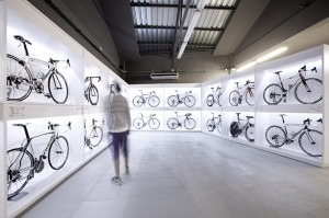 Pavecc- a concept bike shop design