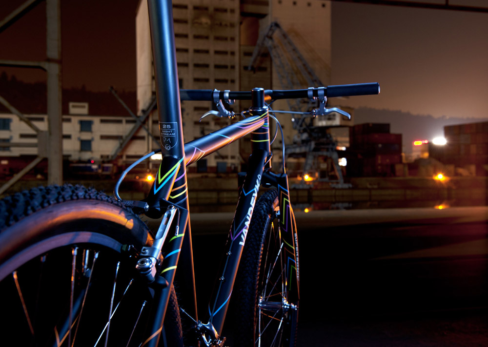 VANDEYK Nightstream bicycle