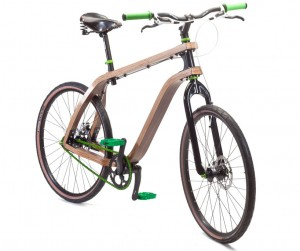 Bonobo bent-ply bike