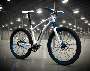 Vojtech Sojka e-bike design rendering