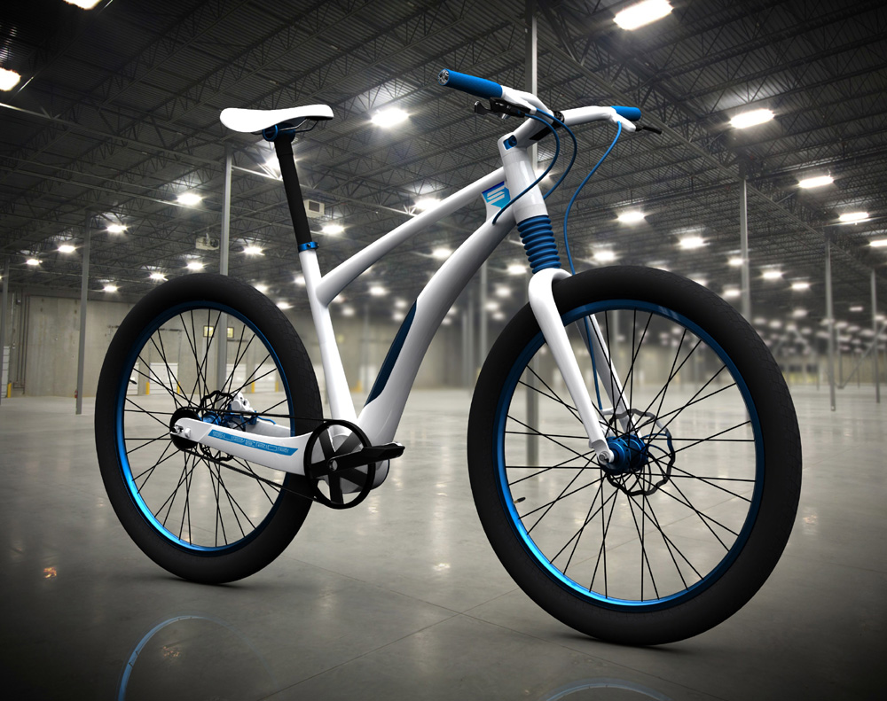 Cool Bicycle Designs