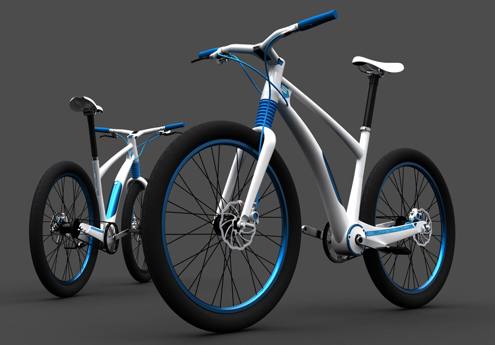 Vojtech Sojka e-bike design