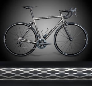 Holland Cycles Exogrid bicycle