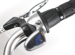 Nuvinci Harmony automatic transmission for bicycles