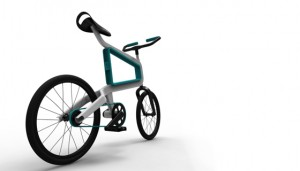 Quirky Modus urban bike