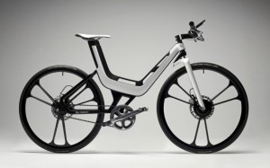 Ford electric bicycle concept