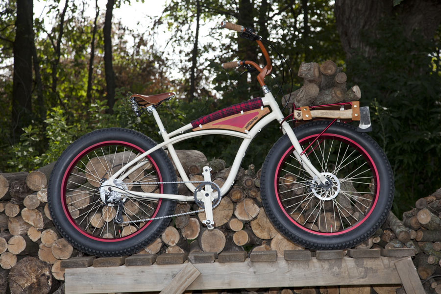 Trek Sasquatch concept cruiser bike
