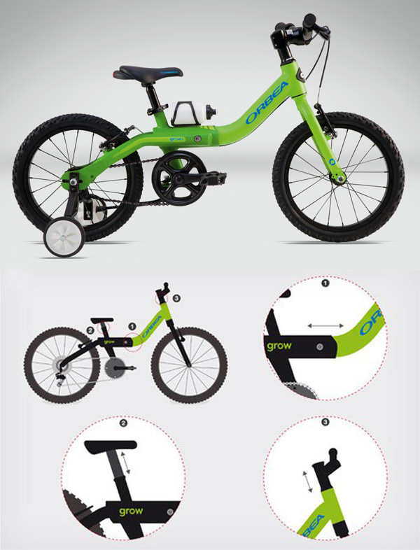 Orbea GROW kids bike
