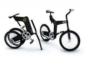 ROTA folding bicycle concept