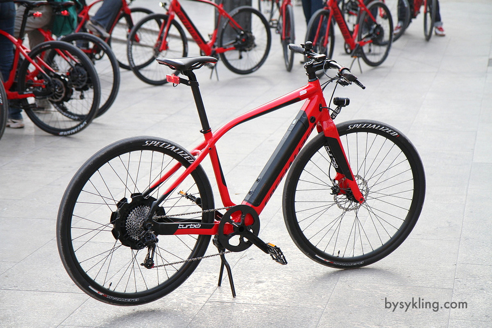 NEWS HUB | Specialized Turbo e-bike | art and design news
