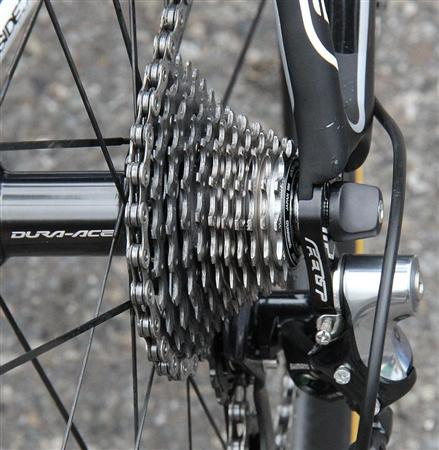 Dura Ace 11 speed cassette