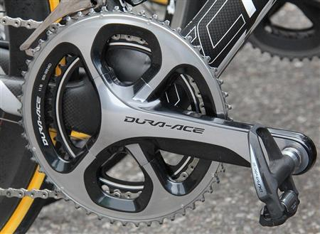 Dura Ace 11 speed crankset