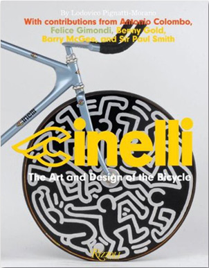 Cinelli: Art and Design of the Bicycle book