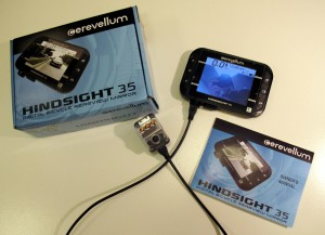 Cerevellum Hindsight 35 unboxed