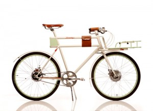 Faraday electric bike