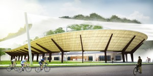 Gothenburg velodrome design