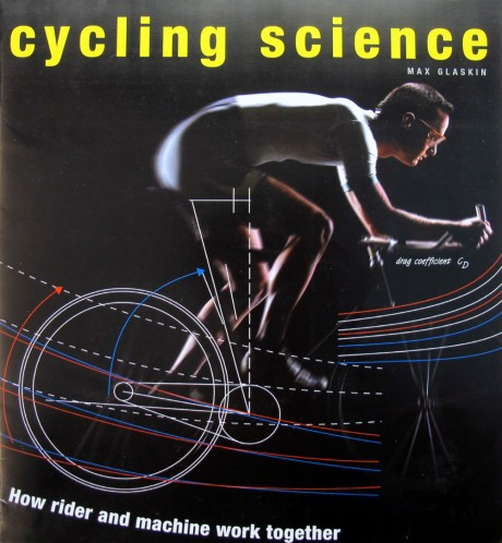 Cycling Science book by Max Glaskin