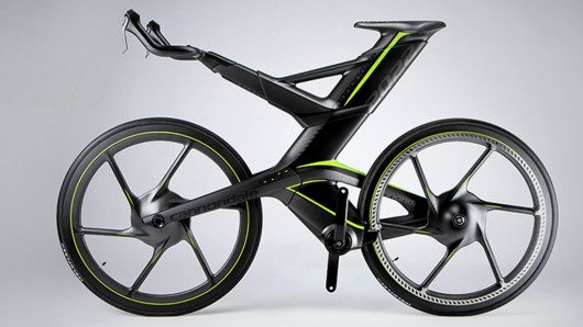 Cannondale CERV concept bicycle