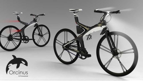 Sheng-Chieh Chang's urban e-bike for Gusto
