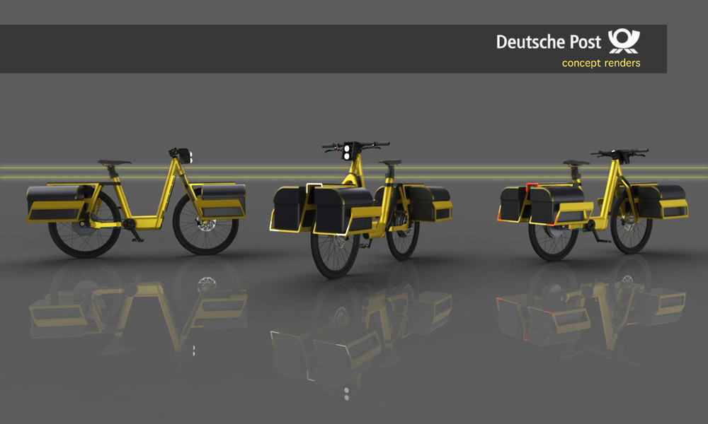 Deutsche-Post-ebike-concept