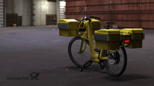 Deutsche-Post-ebike-warehouse