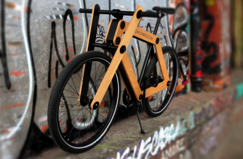 Bleigh sandwich Bike at Milan Design Week 2013