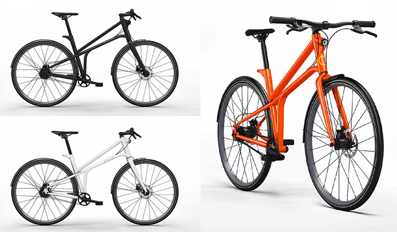 cyclo-bike-design