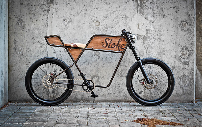 Bikes And More stoke bike martin aveyard