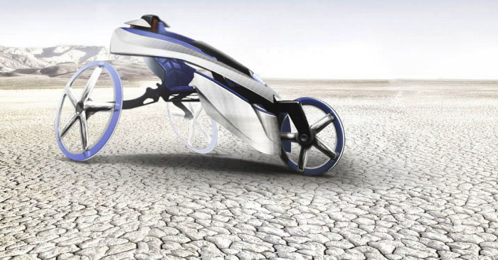 Concept Bike And Hpv By Dennis Redmonds Bicycle Design
