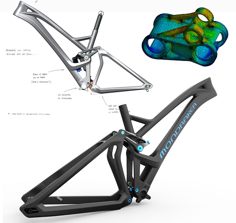 bike designs by cero bicycle design