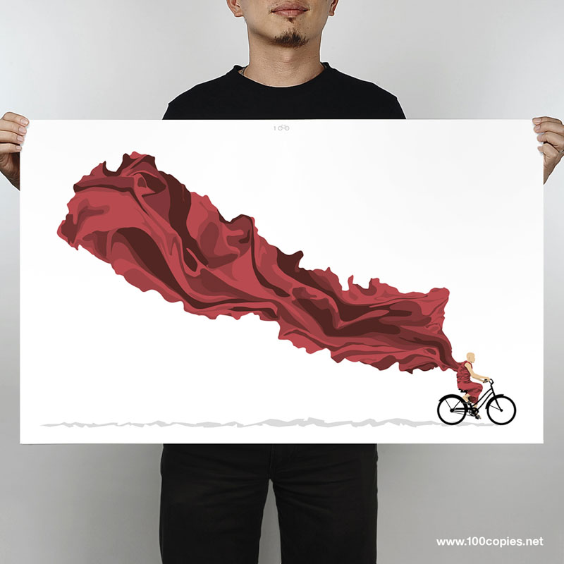 100copies- Ride-On-Nepal
