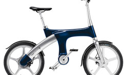 Mando Footloose IM chainless electric bike by Mark Sanders