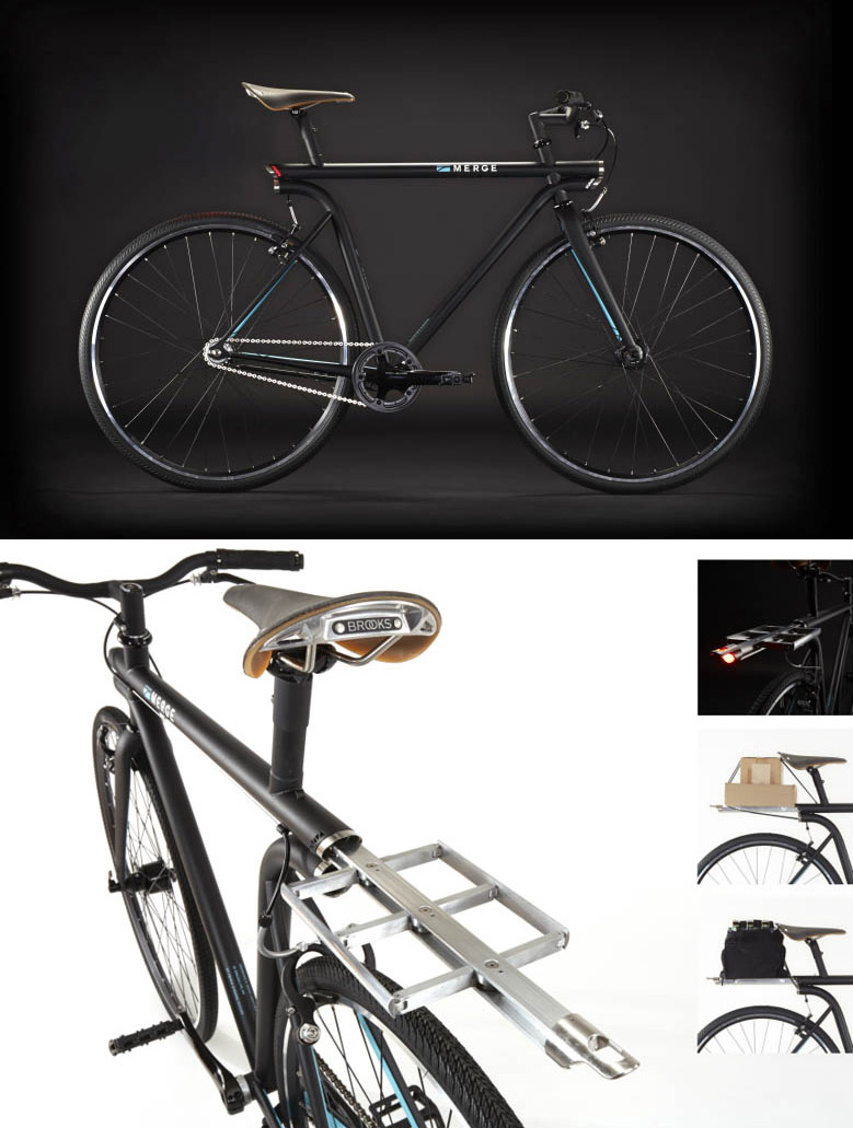 Merge by Pensa and Horse Cycles- Transportation winner in the 2015 Core77 Design Awards