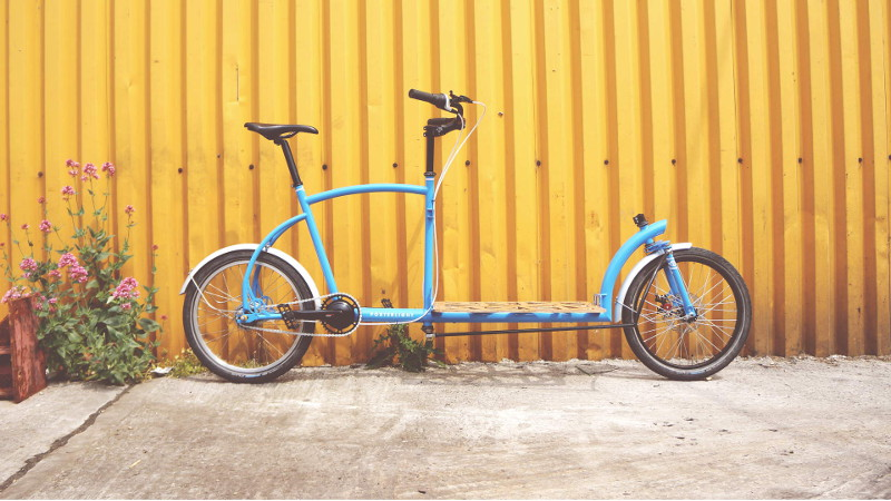 Porterlight Bicycles Bringley Cargo Bike