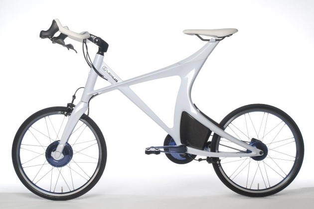 E Bikes From Lexus And Vw Bicycle Design
