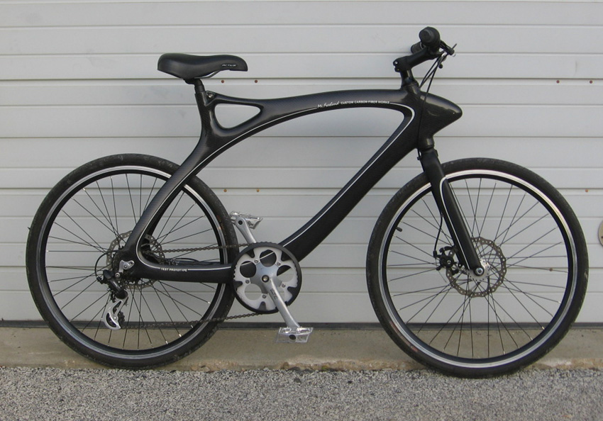 Carbon Fiber Bikes >> Carbon Fiber Bicycle Design