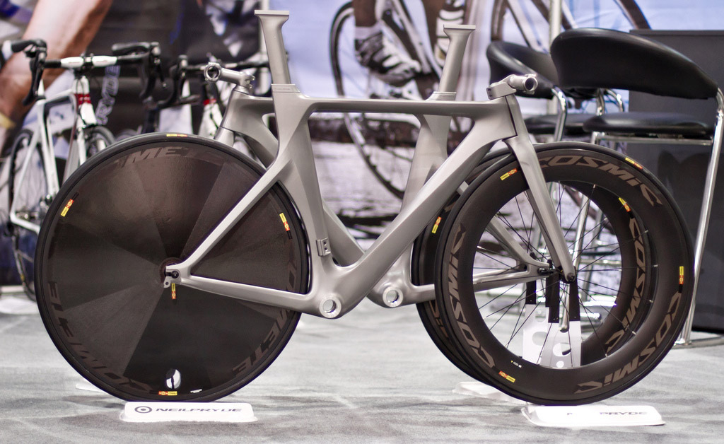 time trial | Bicycle Design