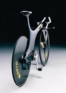 a new aston martin and an old lotus bike | bicycle design