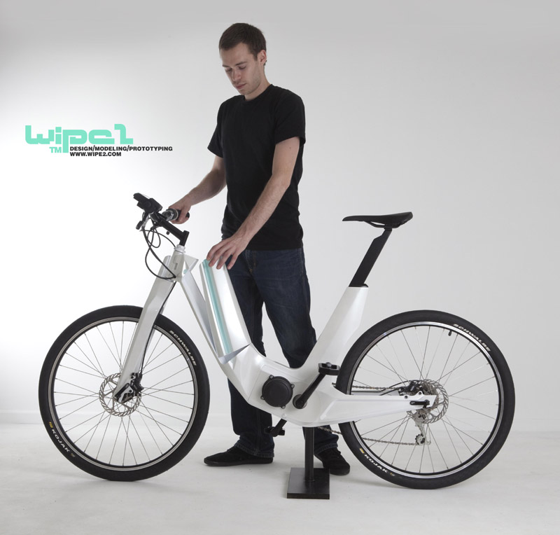 E-bike Element by Olivier Murro