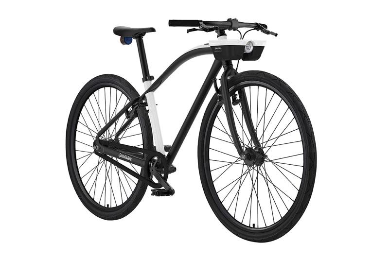 spinlister x vanmoof smart bikes bicycle design. Black Bedroom Furniture Sets. Home Design Ideas