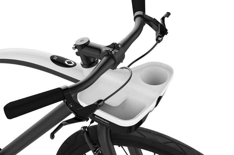 Spinlister X VANMOOF Smart Bikes | Bicycle Design